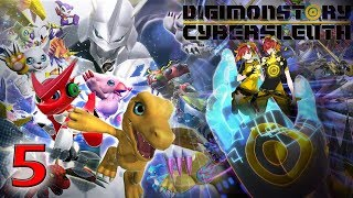 Digimon Story Cyber Sleuth   Part 5 Im in a Coma!