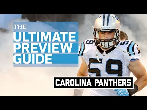 Carolina Panthers 2016 Team Preview (Infographic) | NFL