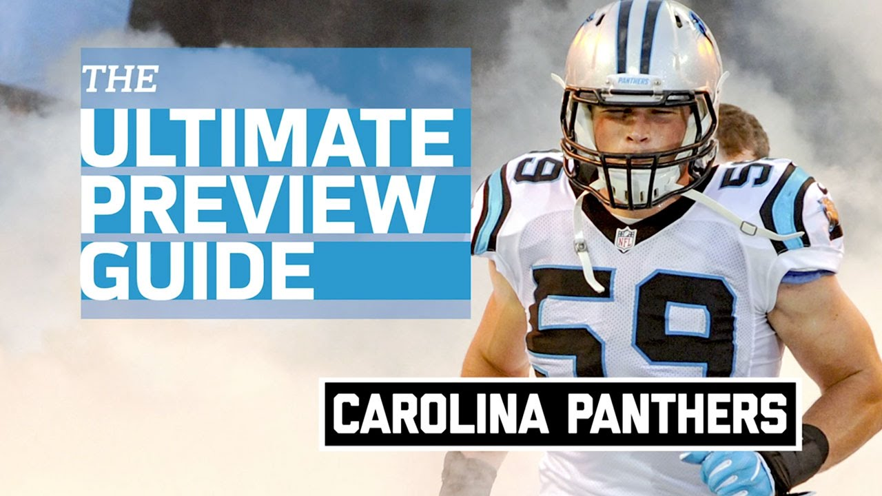 Carolina Panthers 2016 Team Preview Infographic Nfl Youtube