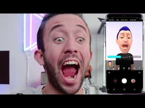 One Man Show   סרטון UNBOXING לסמסונג גלאקסי 9S+