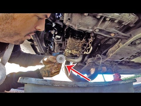 HOW TO (DIY) REPLACE OIL PICK UP PIPE * VW GOLF MK5 GTI *