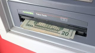 Leaving Cash In The ATM - Social Experiment 2018