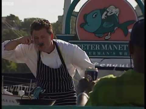 Ainsley's Barramundi Fish Dish - Ainsley's Barbecue Bible - BBC Food