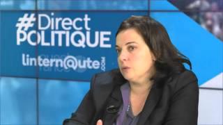 #DirectPolitique avec Emmanuelle Cosse