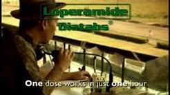 Loperamide Diatabs Funny Filipino TVC ( 2007 )