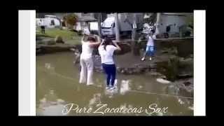 Две жирные тётки идут по канату  РЖАЧ