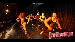 JANE @ LADIES NIGHT ZUMBA® FITNESS PARTY in Frankfurt