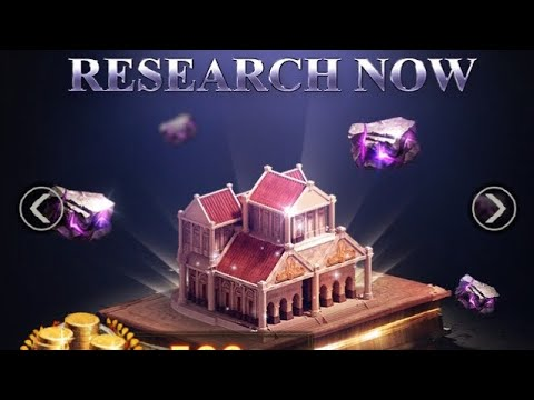 Clash Of Kings:Research Speed,Increasing Research Speed For Blood Shed!Tips&Tricks,StrategyGuide!😎