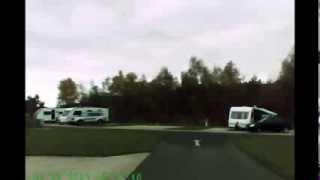 Poolsbrook Country Park Caravan Club site