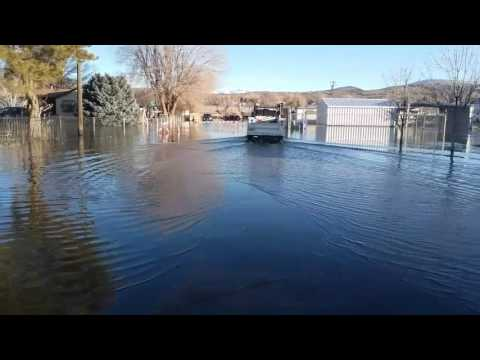 Elko, Nv Flooding (Battle of the Skumbolt)(3)