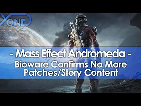 Mass Effect: Andromeda is Officially Dead, Quarian Ark Story to be Told in Novel/Comic