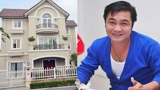 Bất ngờ với biệt thự mới xây, rộng 700 m2 của Lý Hùng - TIN TỨC 24H TV