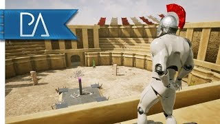 Battle in the Colosseum: Are You Not Entertained? - Formata Gameplay