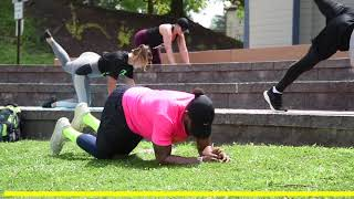 PARCORE THERAPY 8 minutes Abs WORKOUT, Episode 2