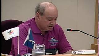 July 17th 2017 - City Council Meeting