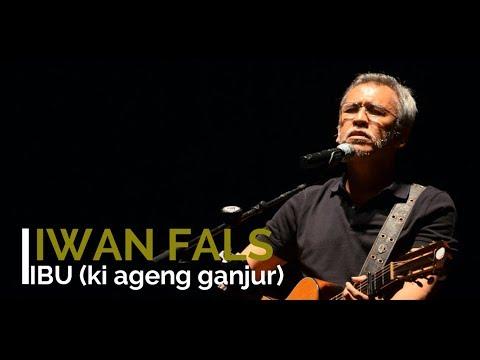 Iwan Fals - IBU + Lirik - Ki Ageng Ganjur