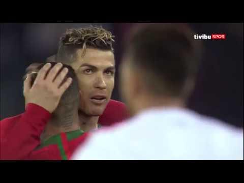 Portekiz 2-1 Mısır Maç Özeti