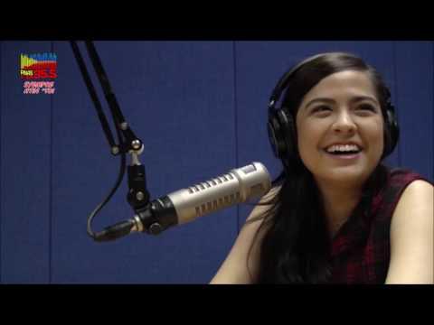 Alexa Ilacad at Pinas FM 95.5