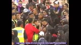 Pahang vs JDT 3-2 - Insiden Pergaduhan di Stadium Darul Makmur