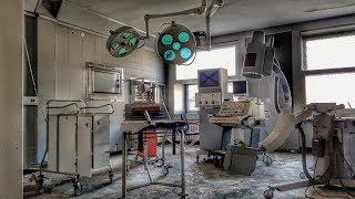 ALLES UNTER WASSER! Der EINZIGE Weg ins alte Krankenhaus