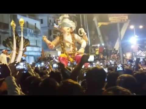 Ganpati visarjan 2016 | Ganpati visarjan...
