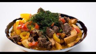 Кабоб по-бухарски | Узбекская кухня