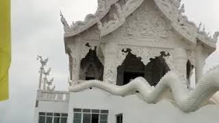 Wat Huai Pla Kung Temple Chiang Rai North Thailand Travel 2018