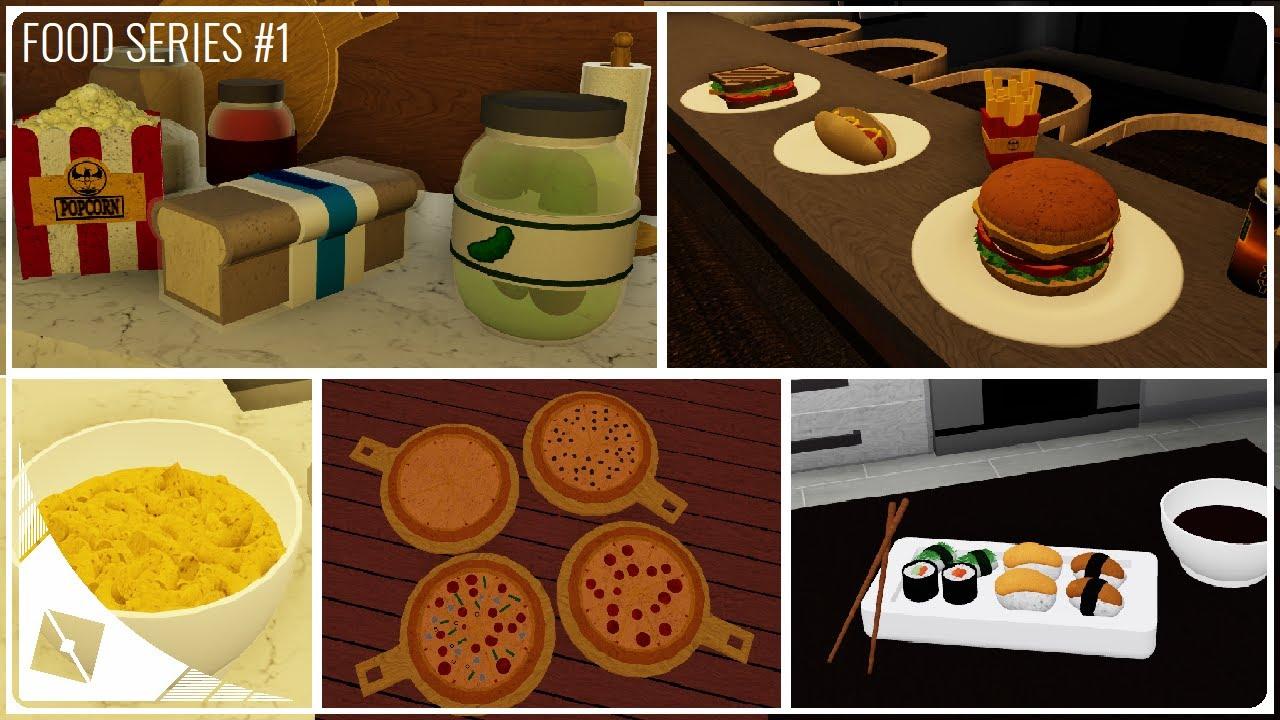 ROBLOX Studio | Food Series #1
