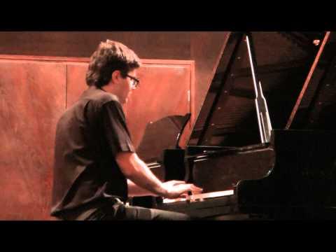 Й Брамс 1 я тетрадь Вариации на тему Паганини Максим Кинасов