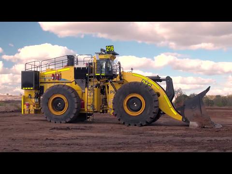 Komatsu Mining Corp.'s Journey Forward
