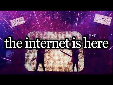 the internet is here (studio version) lyrics
