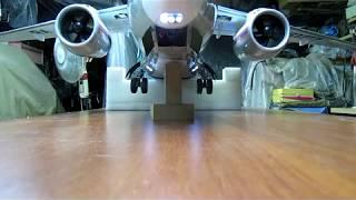 Ан-148-100 EM RC випуск -прибирання шассии