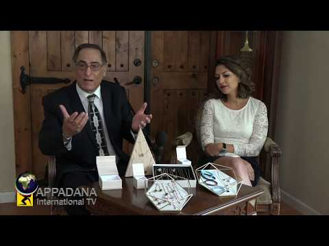 Interview with Anousha jewelry designer by Sattar Deldar part 1