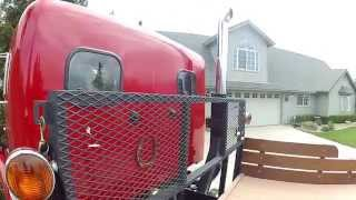 1959 GMC 6-71 DETROIT DIESEL COLD START AND LOPING