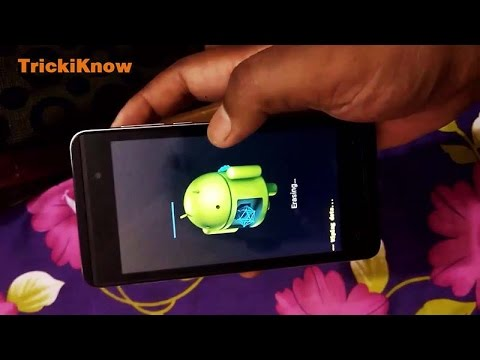 Micromax Canvas A104 Hard Reset / Factory Reset - Unlock Pattern Via Keys (Easy Steps)