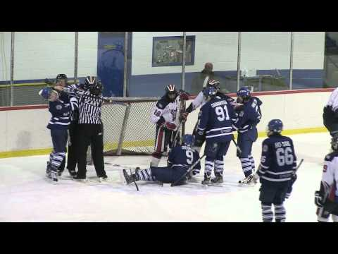 Toronto Marlboros vs Mississauga Rebels - '96 AAA - GTHL Championship - Game 4 - March 4 2012