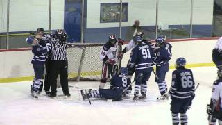 Toronto Marlboros vs Mississauga Rebels -