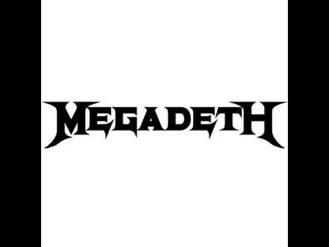 Megadeth - Sweating Bullets (Lyrics on screen)