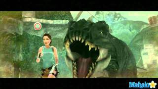 Tomb Raider Anniversary HD Walkthrough - Peru - The Lost Valley pt 2