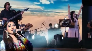 Sraboner megh gulo joro holo Akashe || শ্রাবনের মেঘগুলো জড়ো হল আকাশে || kalabagan concert