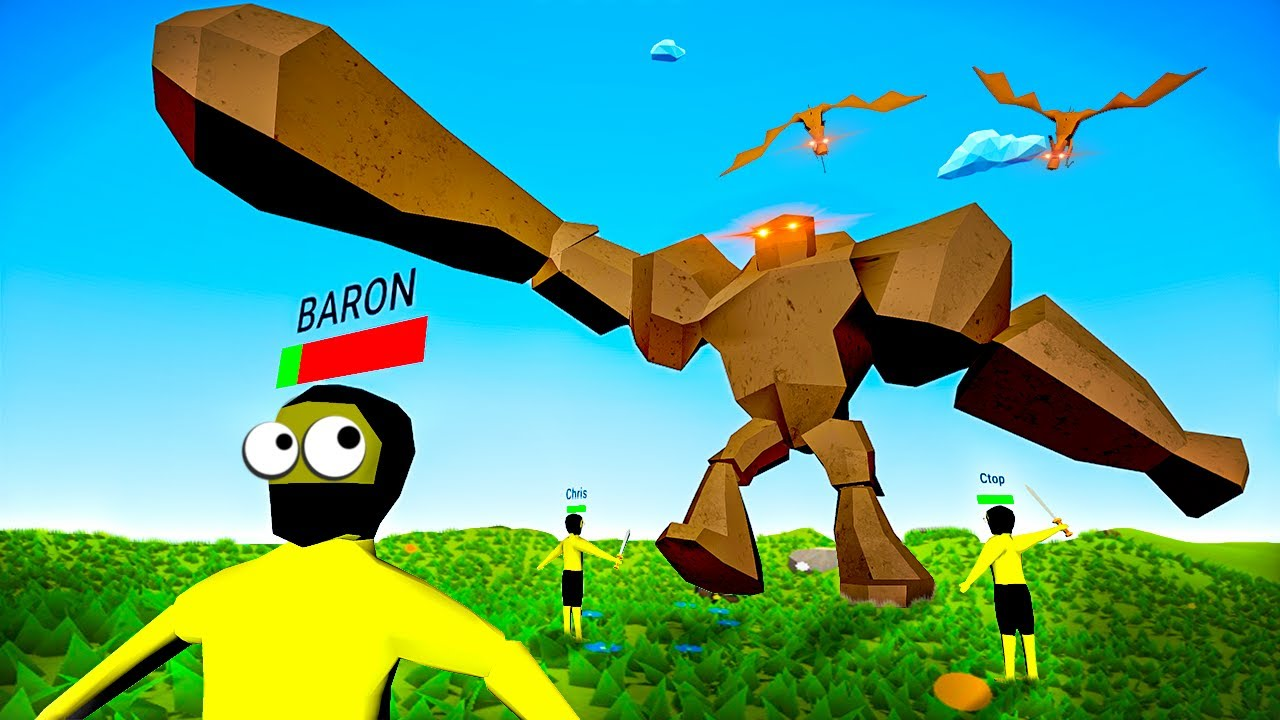 NEW Multiplayer Survival Game is FREE?! Boss Fight in Muck - Minecraft Meets Milk?
