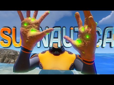 Subnautica - WATCHING CARAR DISEASE SPREAD, HALF EATEN SEA DRAGON - (Subnautica Gameplay)