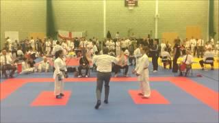 JKS Brecon Senshi, Nikki Jayne Stockham, Central English Open 2013