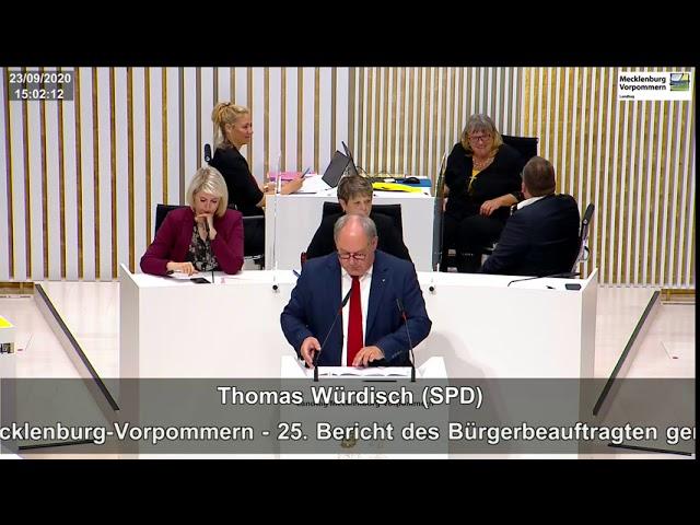 Petitions- und Bürgerbeauftragtengesetz MV
