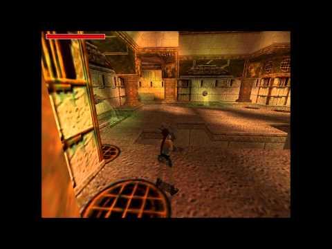 Tomb Raider 4: The Last Revelation Demo Gameplay |
