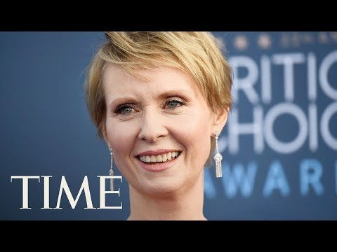Cynthia Nixon On Running For Governor: 'It's Time For An Outsider, I'm Not An Albany Insider' | TIME