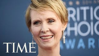Cynthia Nixon On Running For Governor: