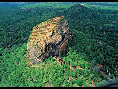 Historic and Ancient Site in Sri Lanka, Sigiriya (The Lion Rock)
