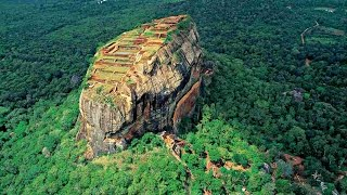 Historic and Ancient Site in Sri Lanka, Sigiriya (The Lion Rock)