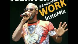 BENITON WORK REMIX (OFFICIAL AUDIO)